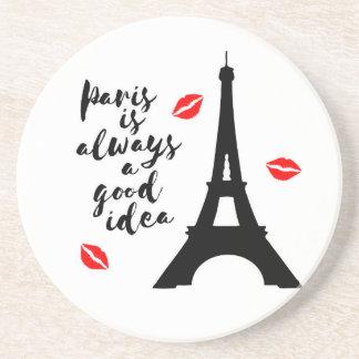 Paris Beverage Coaster