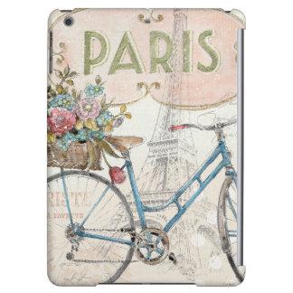 Paris Bike With Flowers