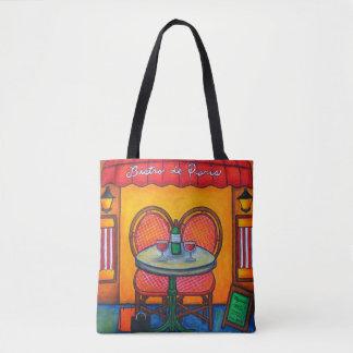 Paris Bistro Bag By Lisa Lorenz