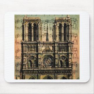 Paris Building Mouse Pad