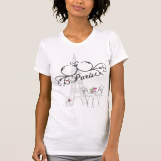 Paris Cafe T-Shirt