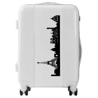 """Paris"" Carry On Luggage"