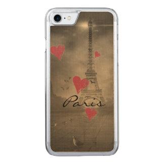 Paris Carved iPhone 8/7 Case