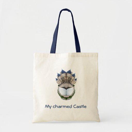 Paris Castle Ring Canvas Bags