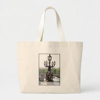 Paris Cherubs Jumbo Tote Bag
