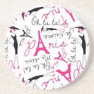 Paris Chic Coaster