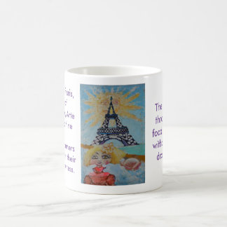 Paris - City Colour Mug