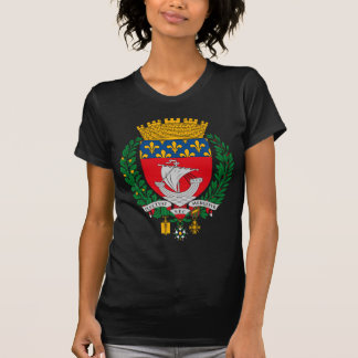 Paris Coat of Arms T-shirt