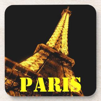Paris Cork Coaster