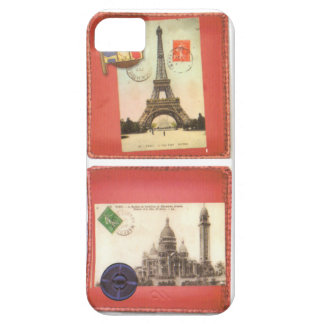 Paris Day Barely There Case-mate Iphone 5 Case