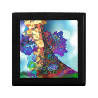 Paris dreams of flowers gift box