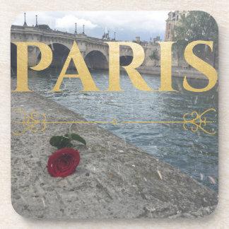 paris drink coasters
