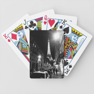 Paris, Eiffel tower Bicycle Playing Cards