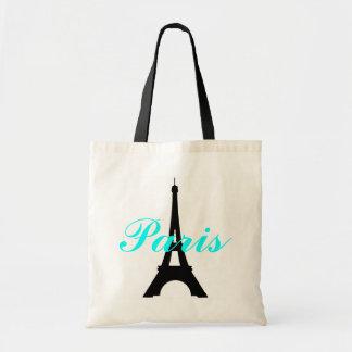 Paris Eiffel Tower Budget Tote