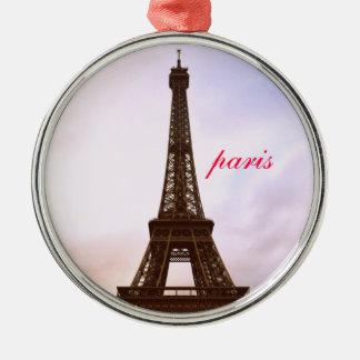 Paris- Eiffel Tower Ornament