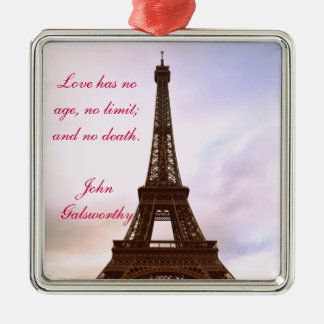Paris- Eiffel Tower ! Ornament