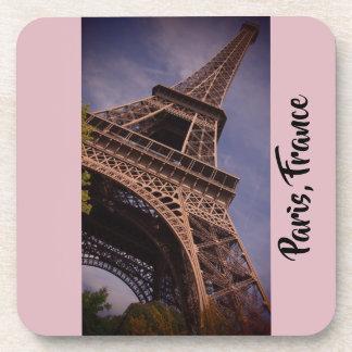 Paris Eiffel Tower Famous Landmark Photo Coaster