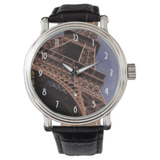 Paris Eiffel Tower Famous Landmark Photo Watch
