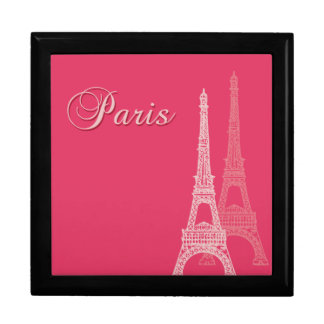 Paris Eiffel Tower Gift Box