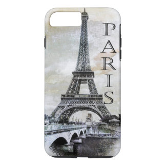 Paris Eiffel Tower iPhone 8 Plus/7 Plus Case
