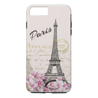 Paris - Eiffel Tower iPhone 8 Plus/7 Plus Case