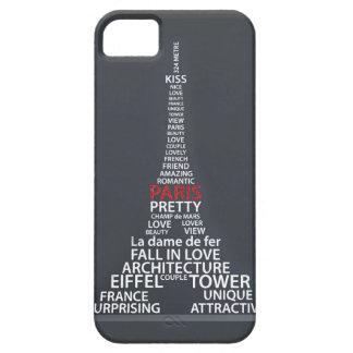 Paris Eiffel Tower iPhone Cover