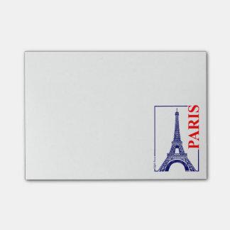 Paris-Eiffel Tower Post-it® Notes