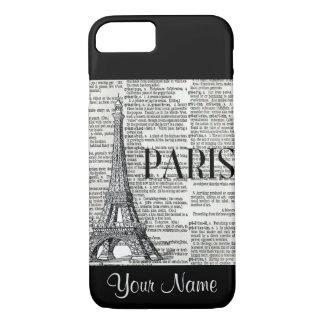 Paris Eiffel Tower Trendy Iphone Case