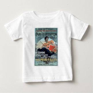Paris Exposition 1902 BC Baby T-Shirt