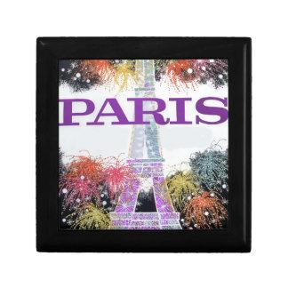 Paris Fireworks Gift Box