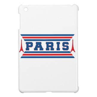 Paris football iPad mini cover