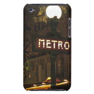 Paris, France. Barely There iPod Cases