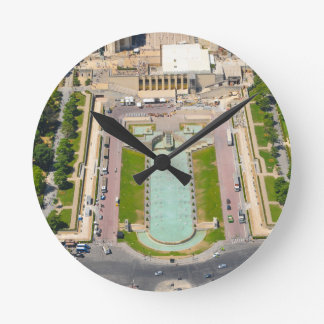 Paris, France Clock