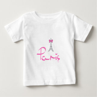 Paris,-France, Eiffel, French Baby T-Shirt