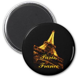 Paris, France, Eiffel Tower, Magnet