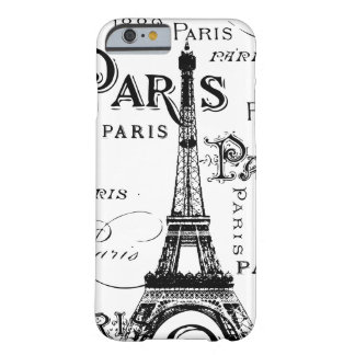 Paris France Gifts and Souvenirs Barely There iPhone 6 Case