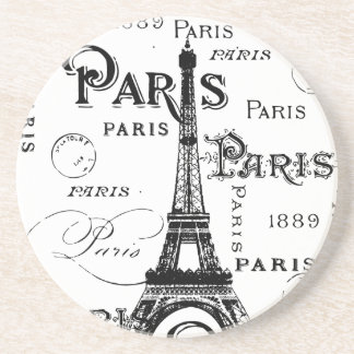 Paris France Gifts and Souvenirs Coaster