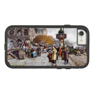 Paris France Impressionism Market iPhone 7 8 Case