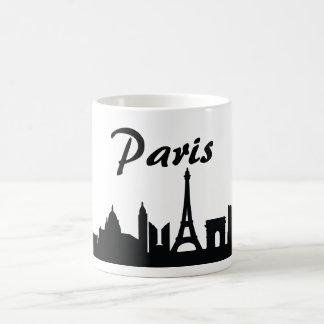 Paris, France Landmark Gift Mug