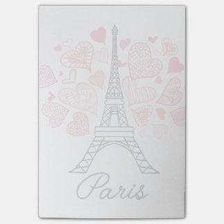Paris, France Love Post-it® Notes