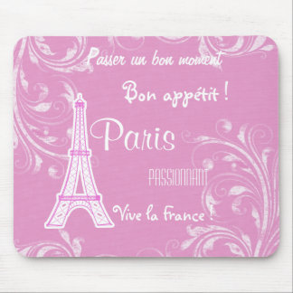 Paris France Mousepads
