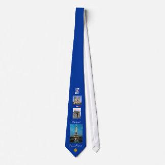 Paris, France necktie