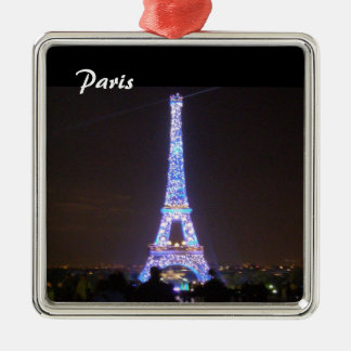 Paris France Ornament