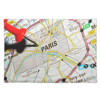 Paris, France Placemat