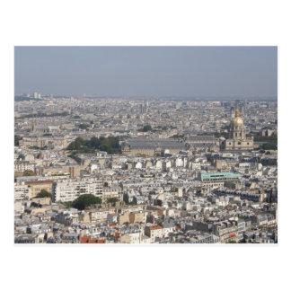 Paris (France) Postcard