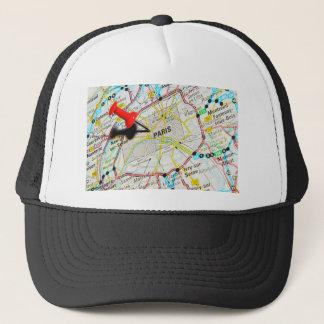 Paris, France Trucker Hat
