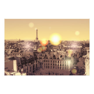 Paris France Vintage Photo