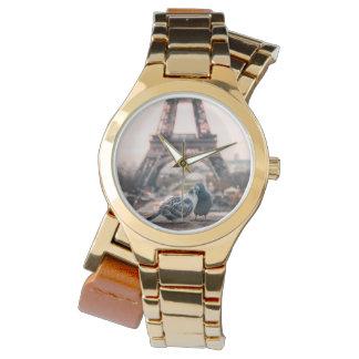 Paris, France wristwatch