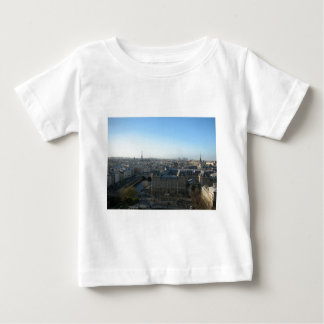 Paris from Notre-Dame Tee Shirts