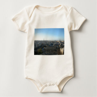 Paris from Notre-Dame Baby Bodysuit